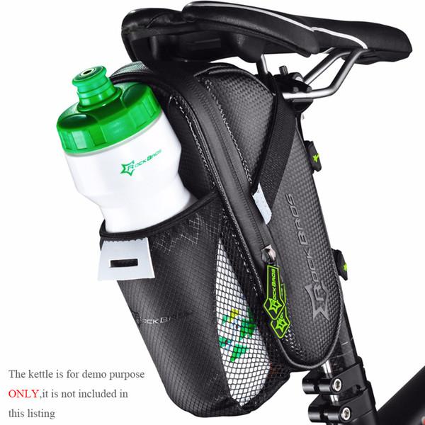 RockBros Hiking Waterproof Backpack Fold Mini Bike Nylon Bag Red