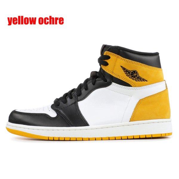 yellow ochre with yellow symbol