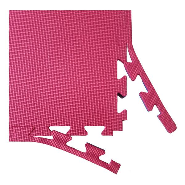 Flexibility soft feeling eco friendly non slip bathroom floor EVA foam mat