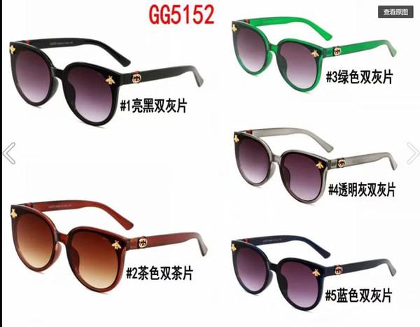 Lunettes de soleil bon marché chauds pour les femmes et les hommes Sports de plein air cyclisme Sun Glass Eyewear Marque Lunettes de soleil Sun5152
