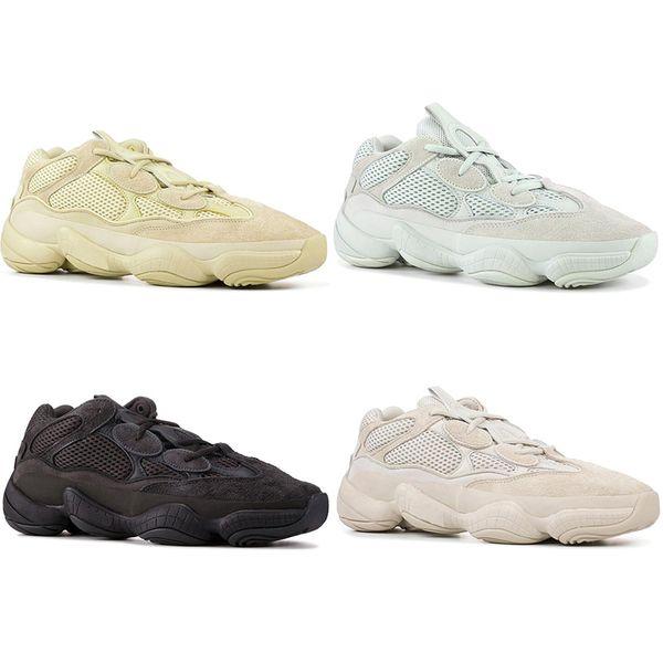 with socks new breathable Wave Runner 500 Blush Desert Rat Super Moon Yellow Running Shoes Designer Mens Women Sneaker Sports Shoes 36-45