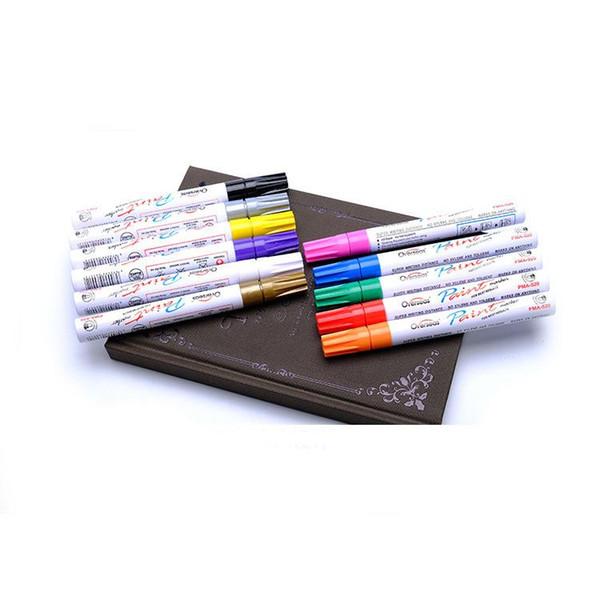 top popular free shipping hot Overseas car paint pen scratch repair pen PMA-520 Auto Car Coat Paint Pen 2020