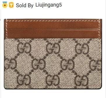 Liujingang5 233166 8526 Canvas Card Holder Leather 826 Totes Handbags Shoulder Bags Backpacks Wallets Purse