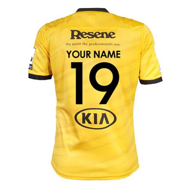 nomes personalizados e números