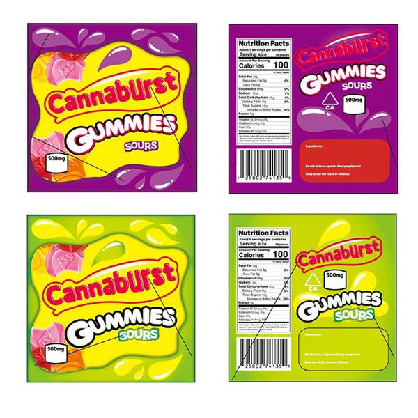 Cannaburst Bags Mix Colors