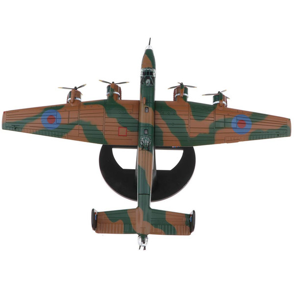 1/144 Simulation Diecast Warplane Helicopter Model Collectible Decoration Educational Toys Birthday Gift for Children Kids