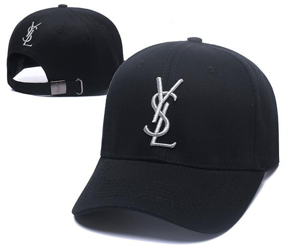 Toptan 2019 sıcak Kadınlar ve Erkekler Için Kaliteli Şapkalar Marka Snapback Beyzbol şapkası Moda Spor futbol tasarımcısı Şapka ücretsi ...