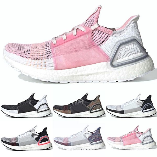 2019 Ultra Boost 19 Men Women Running Shoes Ultraboost 5.0 Laser Red Dark Pixel Core Black Ultraboosts Trainer Sport Sneaker Sale Online