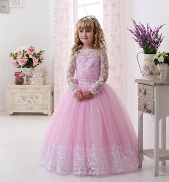 2018 Dress Birthday Wedding Prom Dance SchoolParty Princess Comm Gift