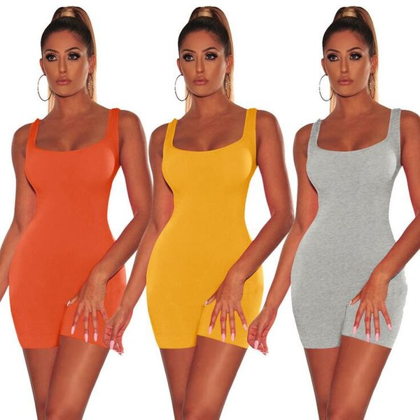 Yoga Outfits Women Long Sleeve Rompers Bodycon Sexy Short Jumpsuits Outdoor Soft Beach Bodysuits For Women