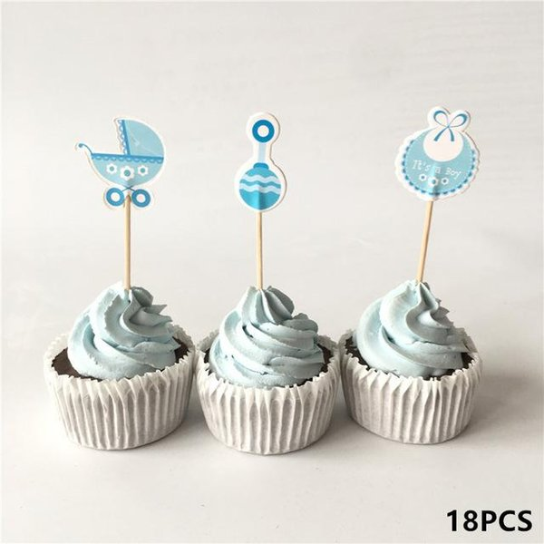 Blu waterdrop 18pcs