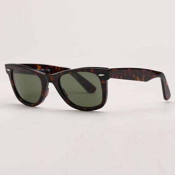 tortoise-deep green lenses