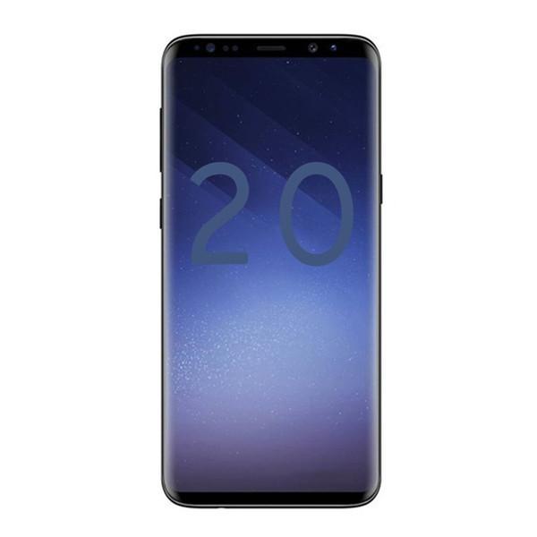 top popular Goophone es20 plus MTK6580 Quad Core Smartphone 1GB RAM 8GB ROM WCDMA Android Cellphone WIFI Bluetooth Unlocked Phone 2020