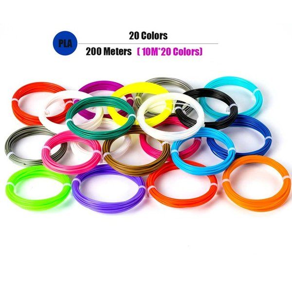 200M PLA 20 لون
