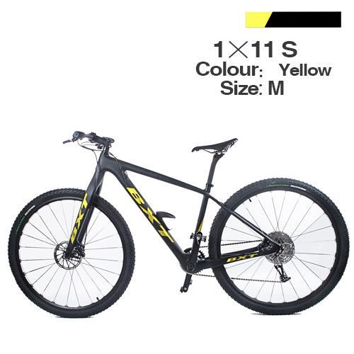 yellow bike M