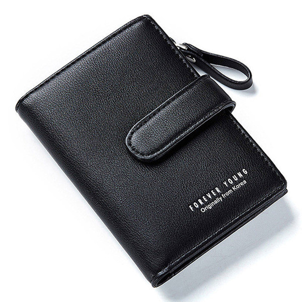 good quality Brand Key Holder Women Credit Card Wallets Leather Housekeeper Female Hasp Door Key Cover Case Organzier Lady Coin Purse