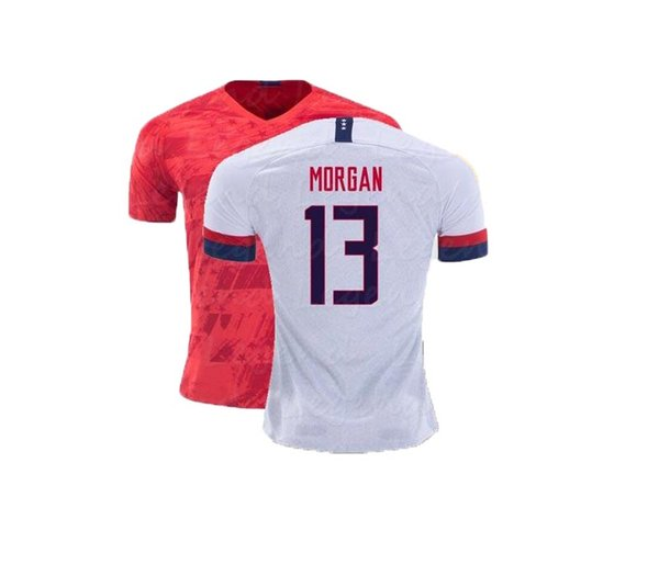 2019 2020 America Home away USA Soccer Jersey 2019 copa america United States Soccer Shirt USA men Football SHIRT Uniform