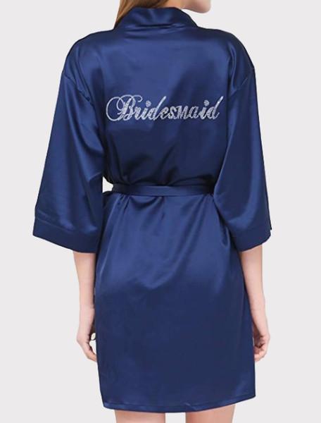 navy w bridesmaid
