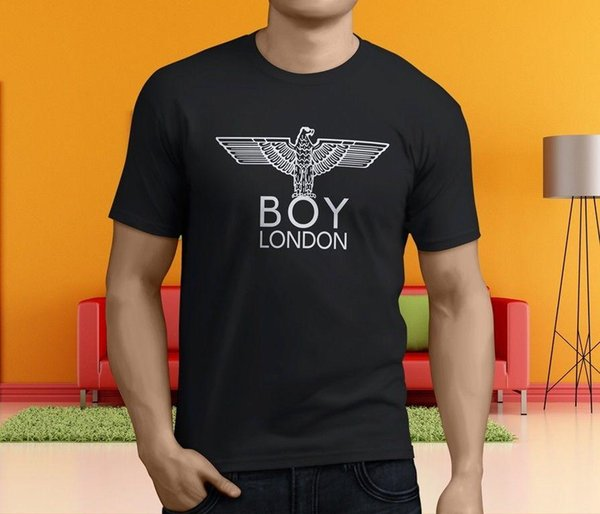 Yaz 2019 Yeni Popüler Boy Londra Erkek Siyah Tişört Boyut S-3XL geçmişe ait eski Klasik tshirt discout sıcak yeni tshirt