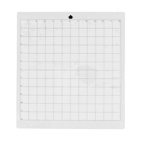 top popular 5Pcs Replacement Cutting Mat Adhesive Mat Pad With Measuring Grid Paper Cutting Board For Silhouette Cameo Plotter Machine 12x12 2020