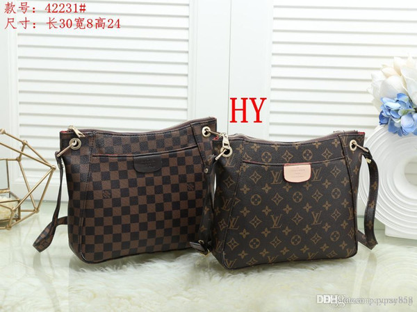 RRR 42231 HY Melhor preço mulher de alta qualidade Single Ladies tote bolsa de ombro mochila bolsa carteira MMMMMM