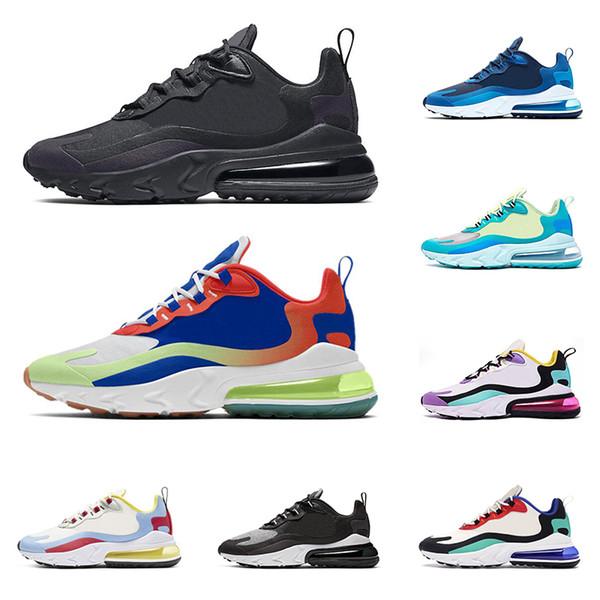 nike air max 270 react hombres calientes de la venta reaccionan las zapatillas de deporte para hombre de calidad superior de los zapatillas deportivas de los zapatillas deportivas
