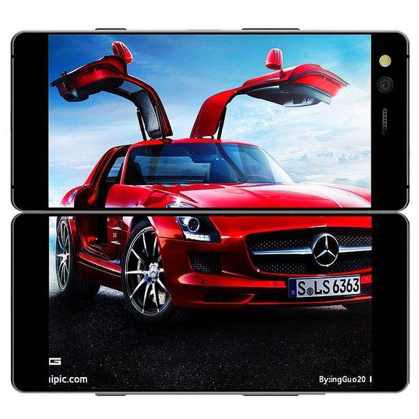 Original ZTE Axon M Foldable 4G LTE Cell Phone 6GB RAM 128GB ROM Snapdragon 821 Quad Core 5.2 inch 20.0MP Fingerprint ID Smart Mobile Phone
