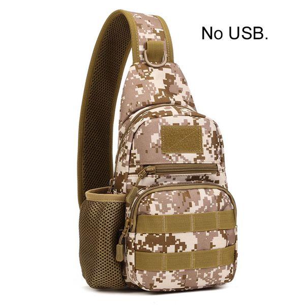 Desierto no USB