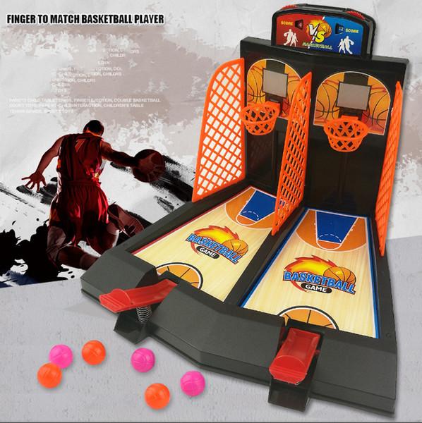 Nuovo giocattolo creativo di intelligenza di pallacanestro della barretta dei bambini creativi, giocattolo interattivo del Genitore-Bambino, per il regalo di compleanno del partito del capretto, raccogliendo, decorazione