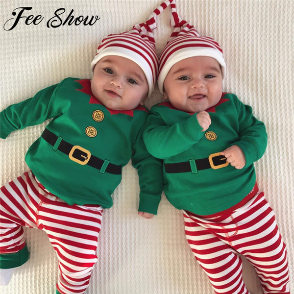 Santa skirted romper christmas xmas alternative baby clothes
