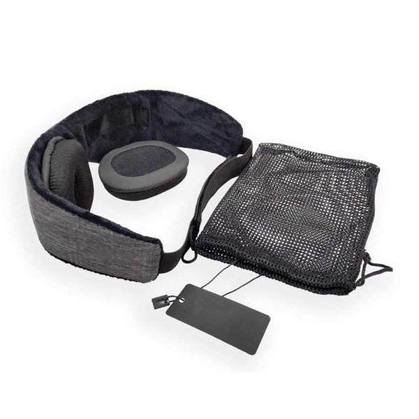Sleeping Eye Masque réglable 3D respirant BlindfoldsTravel Relax Repos Eyepatch doux Eyeshade Couverture anti-insomnie Chambre