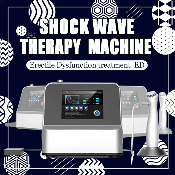 2018 Newest Shock Wave Machine Physiotherapy Shockwave Therapy Extracorporeal Neck Shoulder Pain Relief Massage For Arthritis Body Slimming