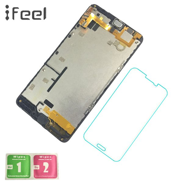 IFEEL New LCD Display For NOKIA Lumia 640 Display Touch Screen Replacement with Frame for NOKIA Lumia 640 LCD Free Shipping