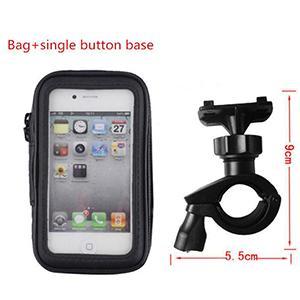 S bag +single button base