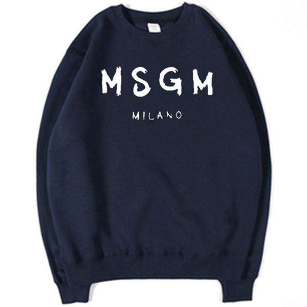 Sweatshirts : Damen Online Verkauf MSGM T Shirt mit Print