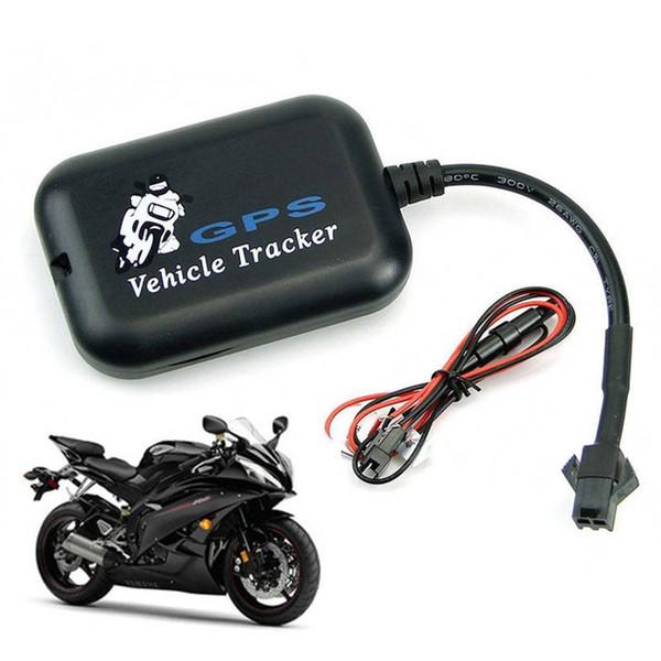 GPS Fahrzeug Tracker Echtzeit Locator GSM / GPRS Motorrad Auto Fahrrad Anti-diebstahl DHL UPS Freies Verschiffen