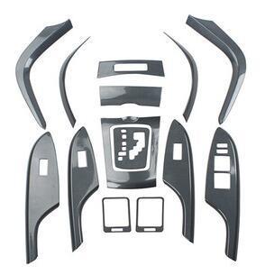 14pcs CVT carbon fiber style color