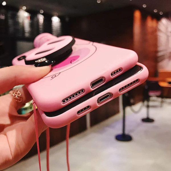 IP Mobile Phone Shell IPX Cellphone Case Shell Covers of Cellphone Lovely Pink High Quality and Low Price Factory Direct Sales