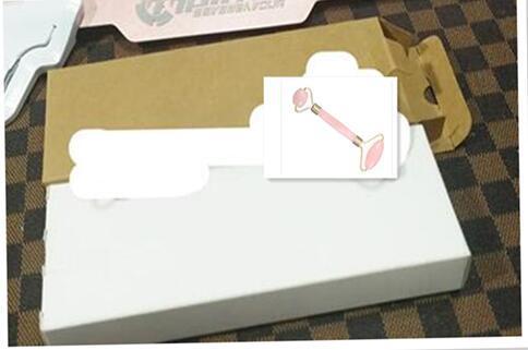 clair boîte blanche emballage