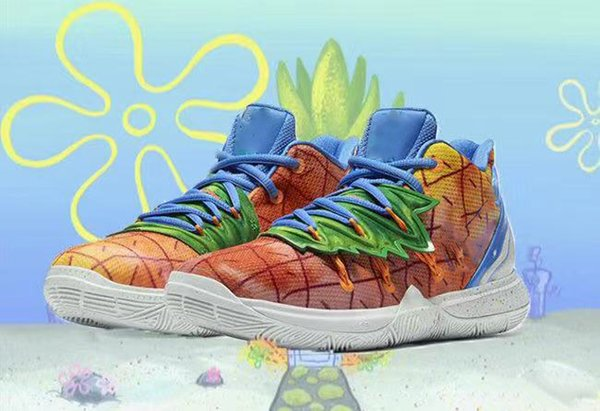 Pineapple hou e kyrie ba ketball hoe for men 5 5 concept low 2 2 multi color ponge irving patrick neaker u 7 12 cj6951 800