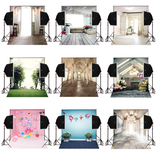 1500x2200mm church scenic wall photo background for wedding photos camera fotografica digital cloth studio props vinyl photography backdrops