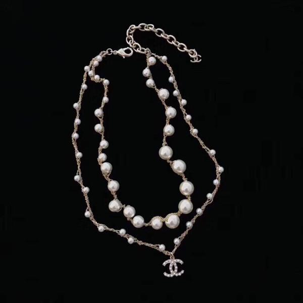 925 серебро Синий и Розовый Эмаль Сердце Ожерелье Леди Ювелирные Изделия Любовь соболезнование цепи настройки Свадебный подарок