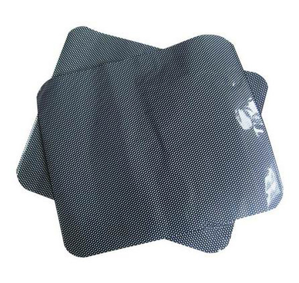 CWholesale High Quality 2PCS Car Side Window Protection Static Cling Sun Block Sunshade Cover Shield Screen Visor Black 42x38cm