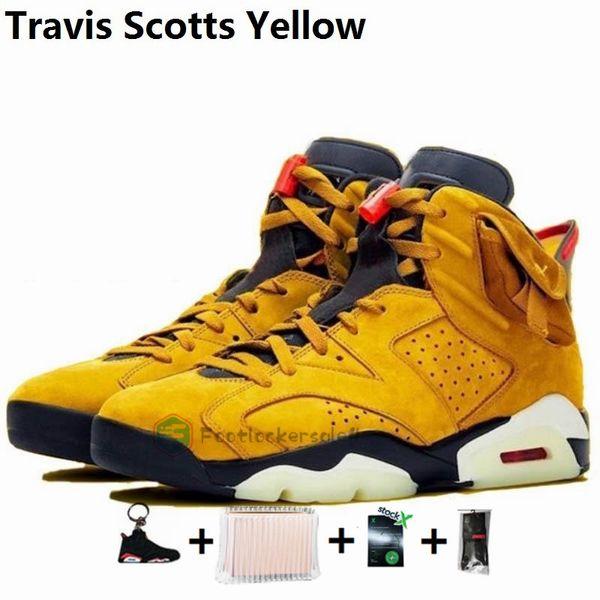 4-Travis Скоттс Yellow