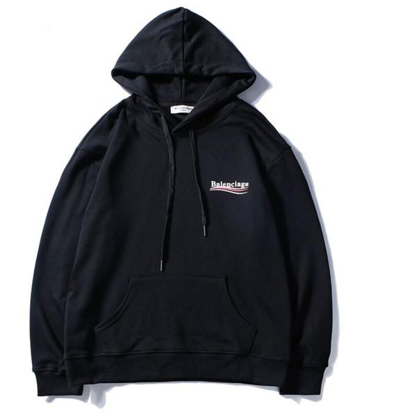 Мужские толстовки модный свитер свитер с капюшоном печать Pablo хлопок высокого качества New Kanye West Summer kingloo_shop