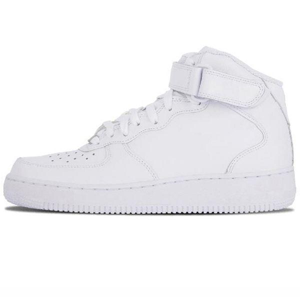 32 Classic High White