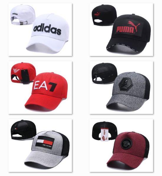 Brand Designer Hats Popular Baseball Caps Embroidered Baseball Caps For Men Hip hop Hat Balls Cheap Price Snapback DF3G19