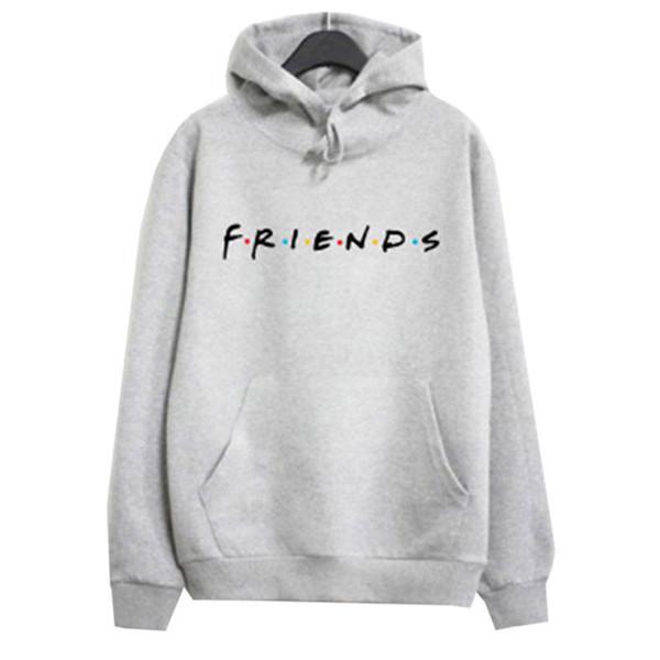 amigos grises sudaderas