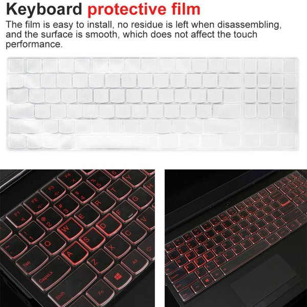 Waterproof Keyboard Skin Film Protect Cover Silicone Keyboard Protective film Cover Protector for Lenovo Y530 Y520 Y720