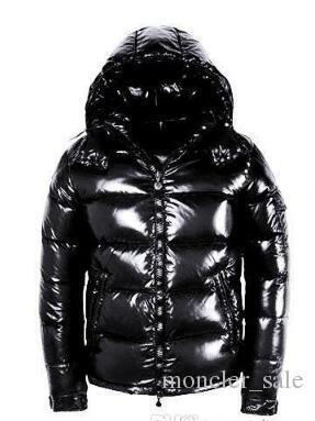 Designer Jackets Hot Sale Men Winter Patch Down Jacket Casual Hip Hop Warm Trendy Jacket Male White Duck Down Man Winter Coat Black